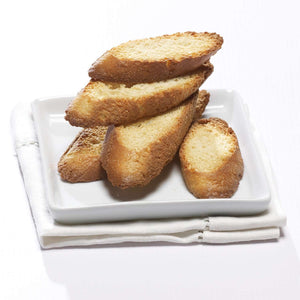 Proti-Thin - Rusk Bread - Parisien Toast - Plain - 6 Bags/Box-Nashua Nutrition