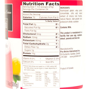 ProtiDiet Cold Drink - Pink Lemonade Jug - 24 Servings-Nashua Nutrition