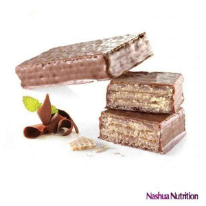 ProtiDiet Protein Wafer Bar - Chocolate - 7/Box-Nashua Nutrition