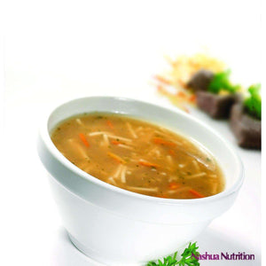 ProtiDiet Soup - Beef Vegetable - 7/Box-Nashua Nutrition