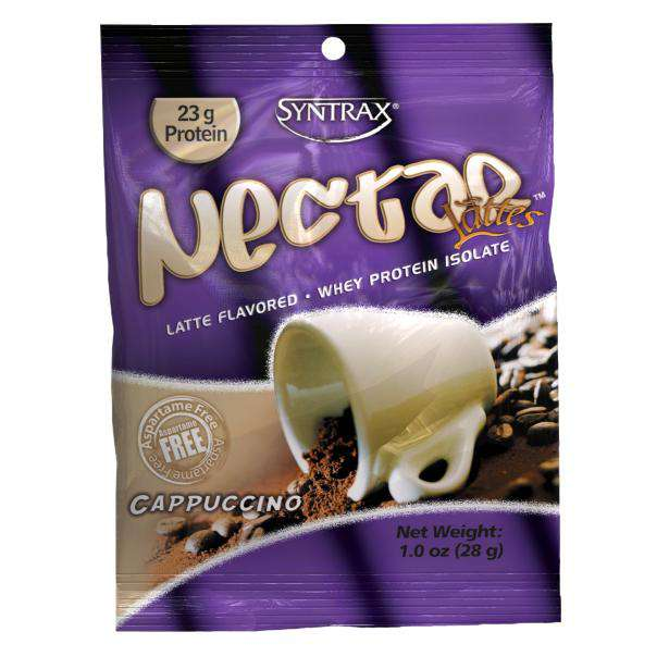 Syntrax - Nectar Protein Powder - Cappuccino - Single Serving