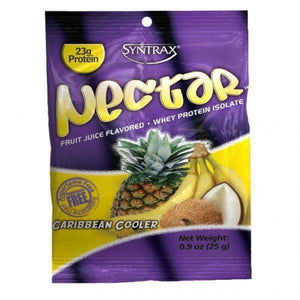 Syntrax - Nectar Protein Powder - Caribbean Cooler - Single Serving-Nashua Nutrition