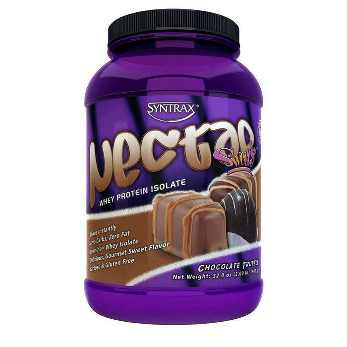 Syntrax - Nectar Protein Powder - Chocolate Truffle - 36 Serving Jug