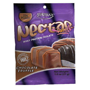 Syntrax - Nectar Protein Powder - Chocolate Truffle - Single Serving - Nashua Nutrition