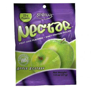 Syntrax - Nectar Protein Powder - Grab N Go - Apple Ecstasy - 12 Individual Servings-Nashua Nutrition