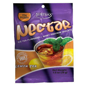 Syntrax - Nectar Protein Powder - Lemon Tea - Single Serving-Nashua Nutrition