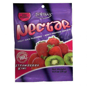 Syntrax - Nectar Protein Powder - Strawberry Kiwi - Single Serving-Nashua Nutrition