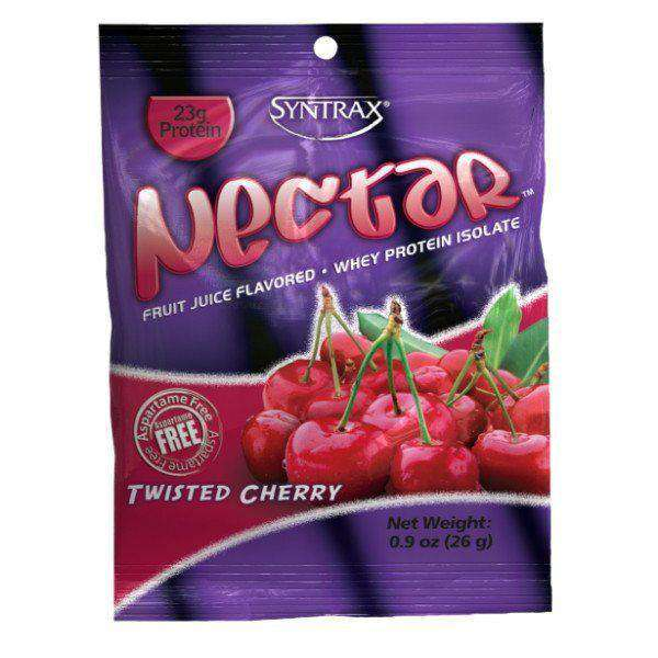 Syntrax - Nectar Protein Powder - Twisted Cherry - Single Serving