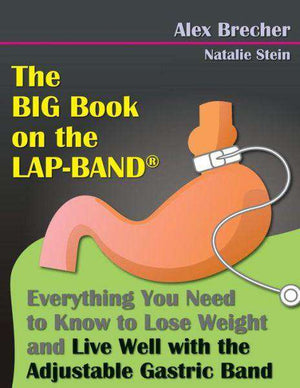 The BIG Book on the LAP-BAND (1 Book)-Nashua Nutrition