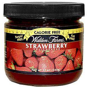 Walden Farms Fruit Spread - Strawberry (1 Jar)-Nashua Nutrition