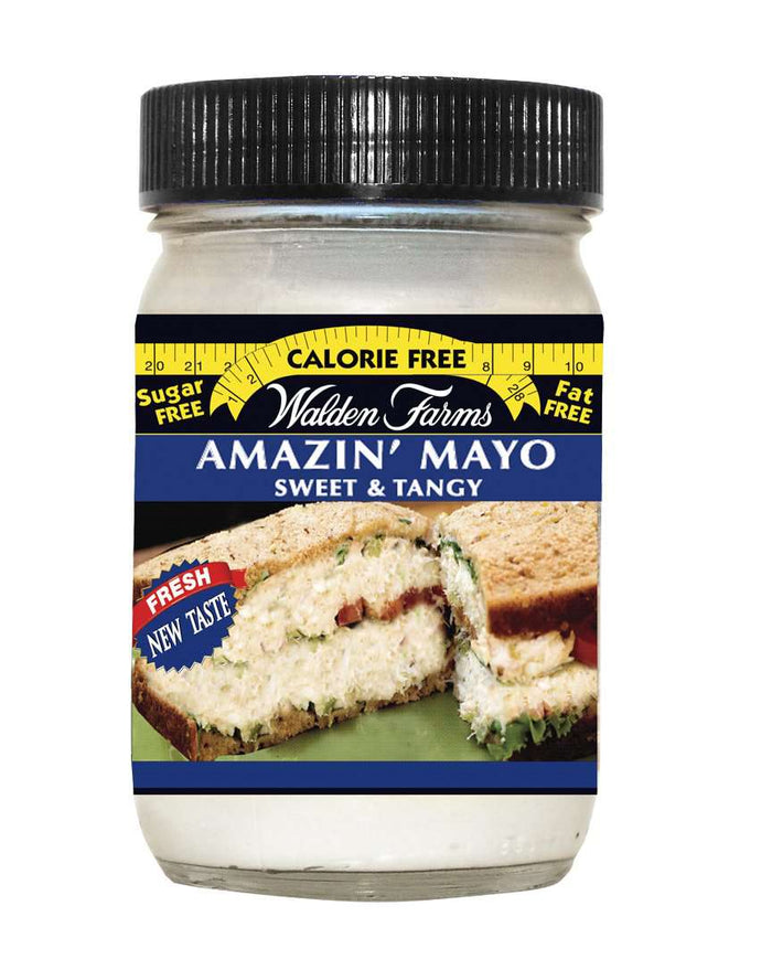 Walden Farms Mayo - Original Amazin' (1 Jar)
