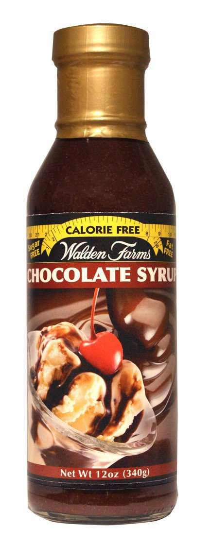 Walden Farms Syrup - Chocolate (1 Bottle)