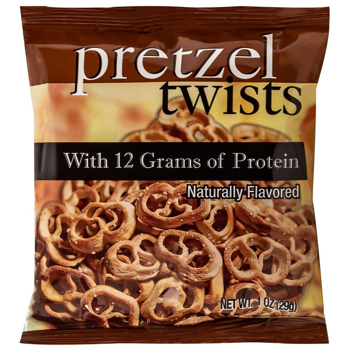 Weight Loss Systems Protein Pretzels - Pretzel Twists - 1 Bag