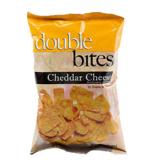 Weight Loss Systems Snack Double Bites - Cheddar Cheese - 1 Bag-Nashua Nutrition
