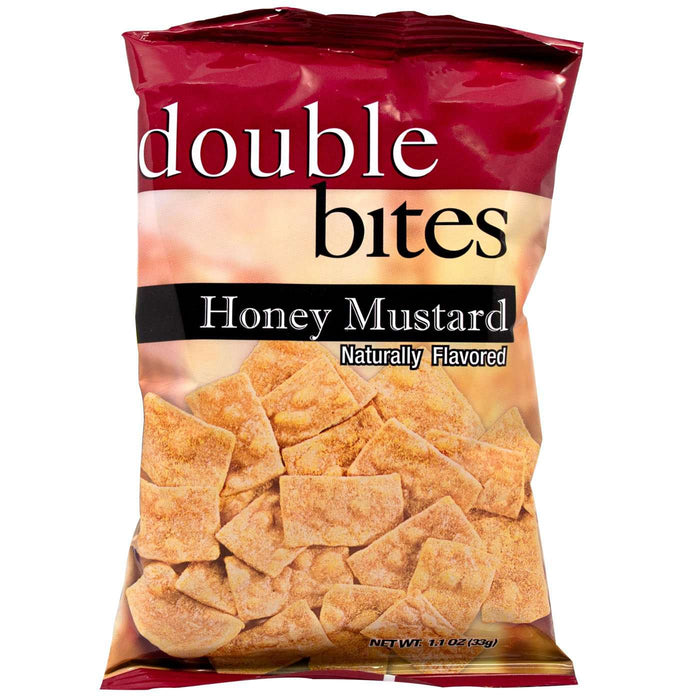 Weight Loss Systems Snack Double Bites - Honey Mustard - 1 Bag