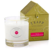 Trapp No. 61 Quince & Pomegranate