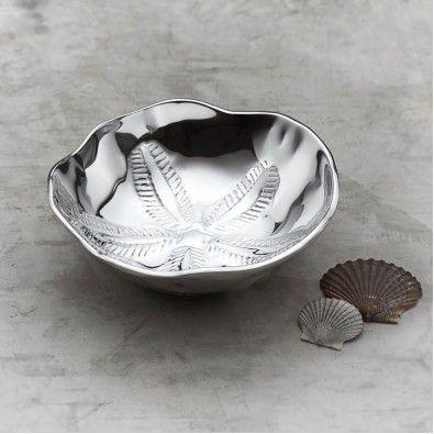 Beatriz Ball Collection Ocean Sand Dollar Bowl Small
