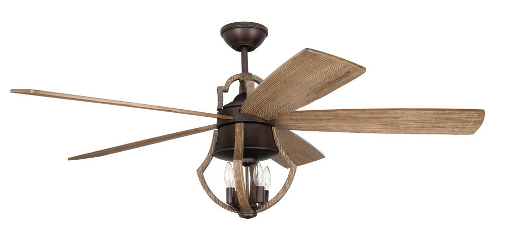 Craftmade Winston fan-56""