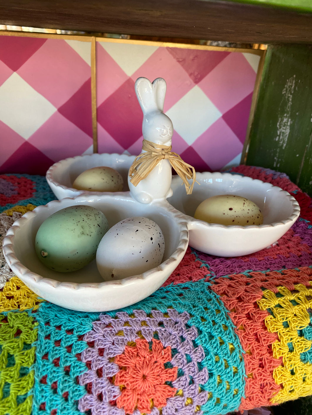 Bunny Candy Dish