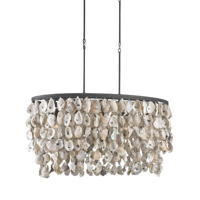 Currey and Co-Stillwater Chandelier-9492
