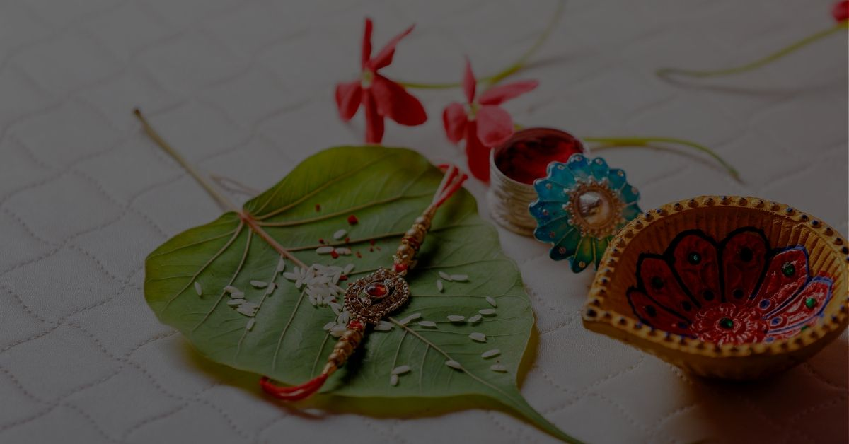 17 Thoughtful Raksha Bandhan Messages For Your Brother