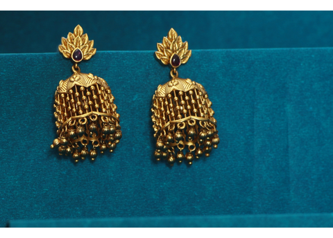 Lata Antique Earrings