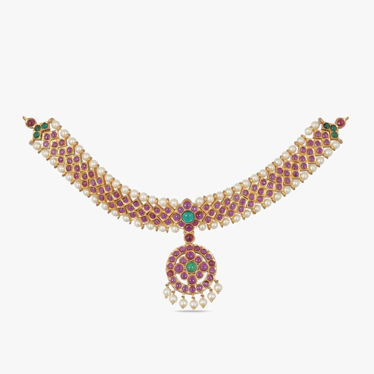 Devika Antique Necklace