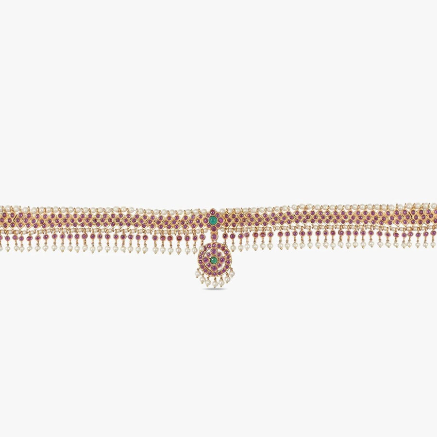 Devika Antique Waist Band