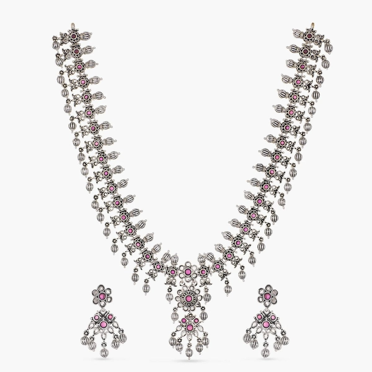 Samara Antique Necklace Set