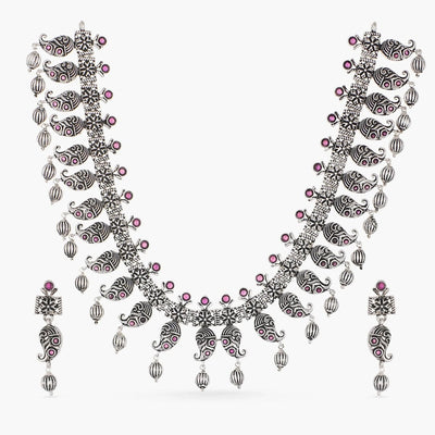 Anisa Antique Necklace Set