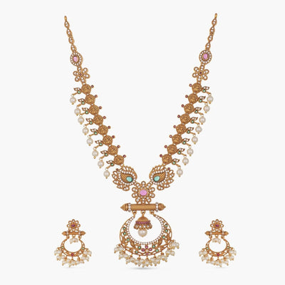 Anu Necklace Set