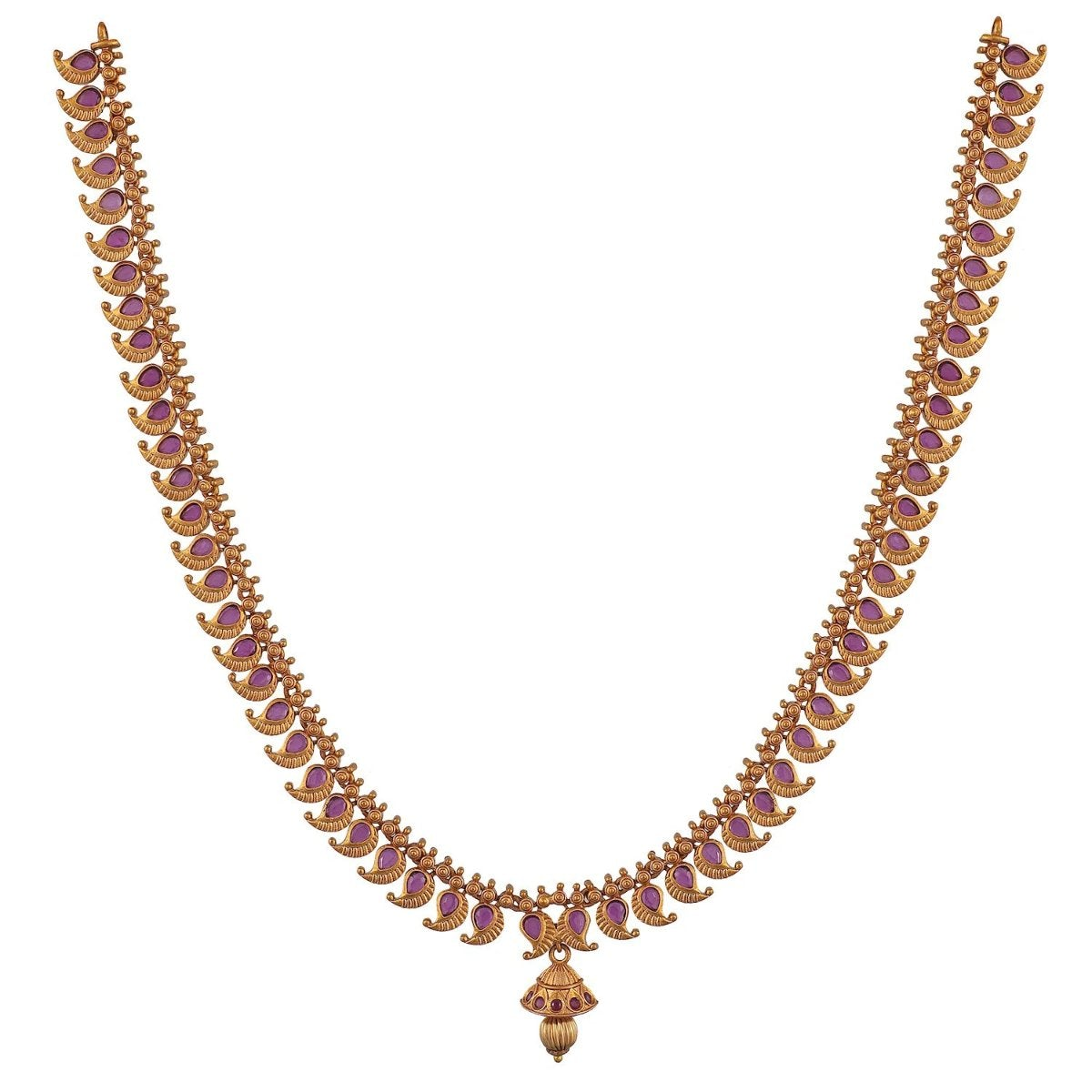 Sahana Antique Kids Long Necklace