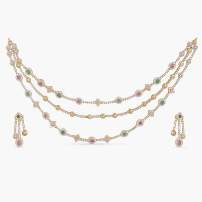 Ihina Necklace Set