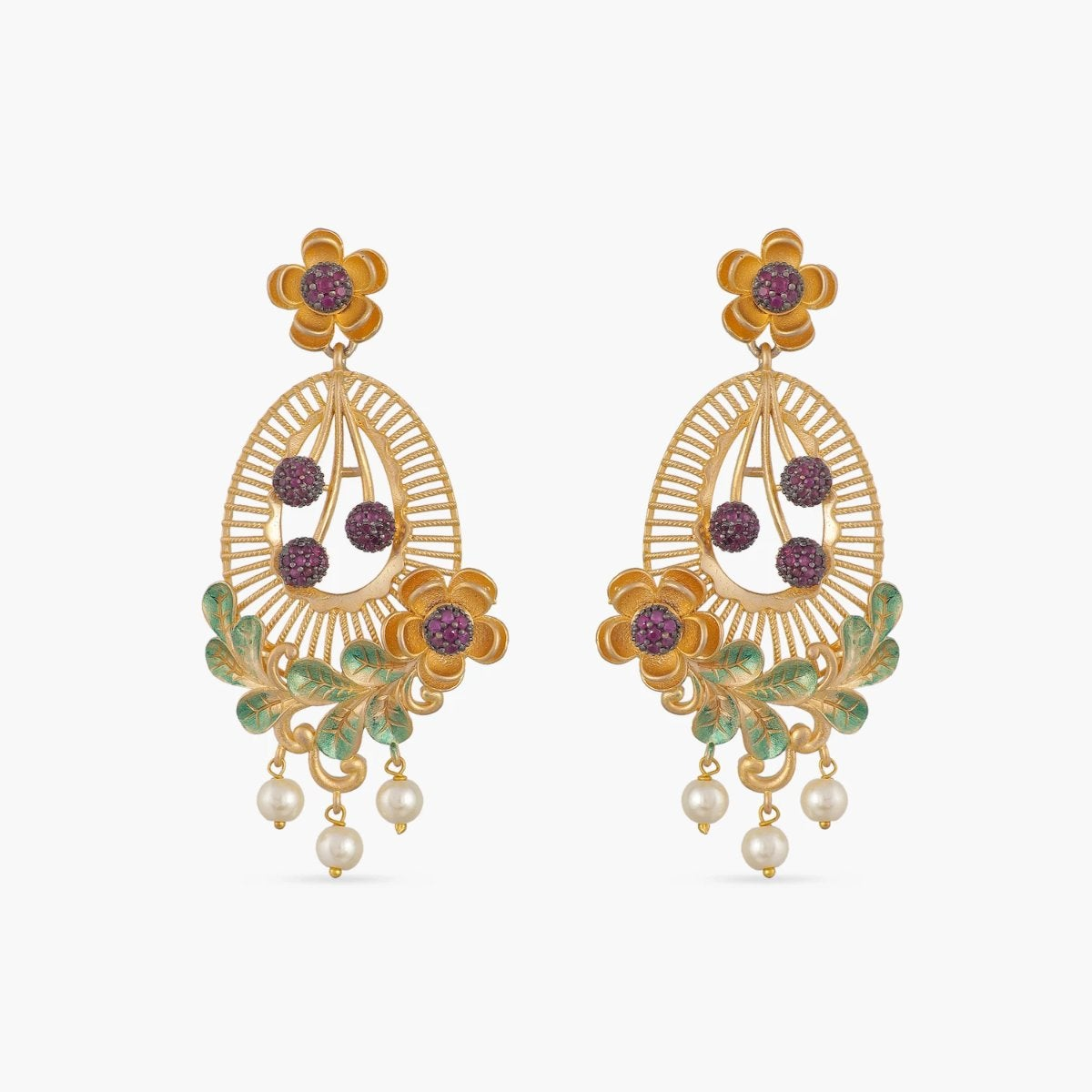 Joyel Antique Earrings