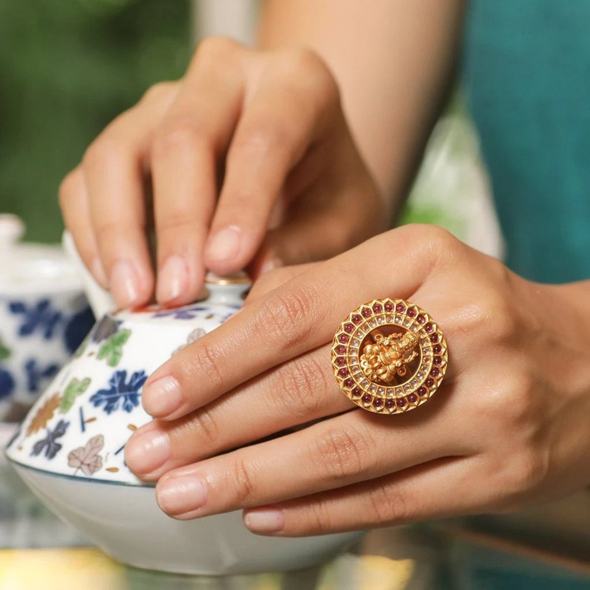 Ula Antique Rings