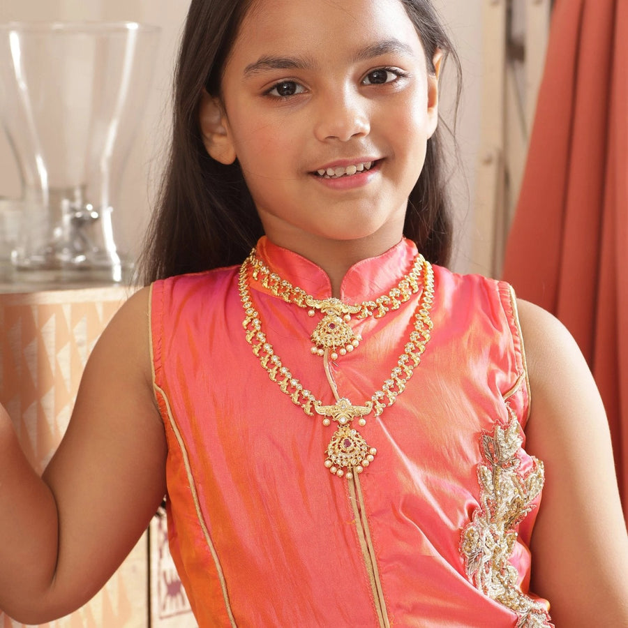 Nisha Kids Long Necklace