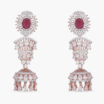 Rita Nakshatra CZ Earrings