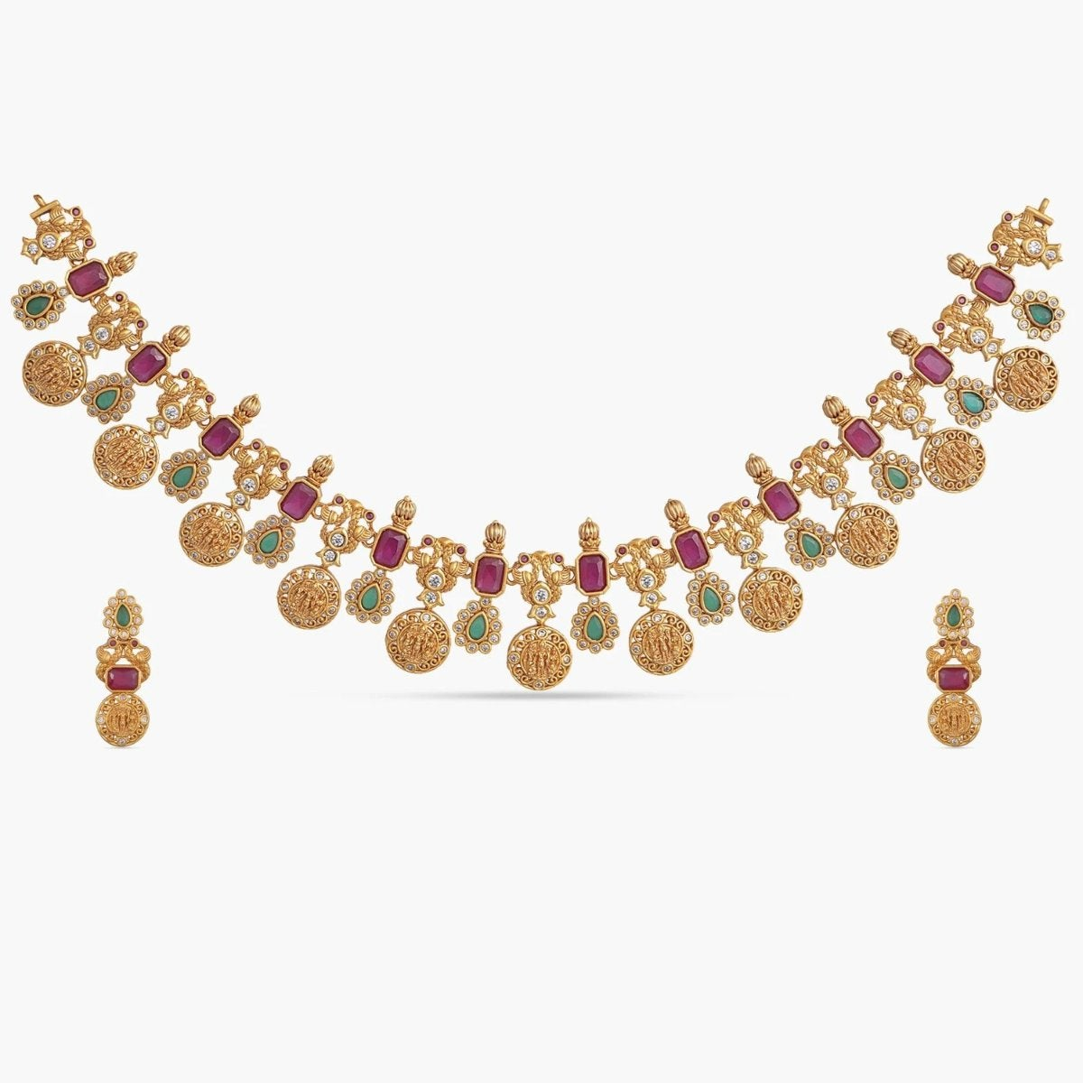 Mahika Necklace Set
