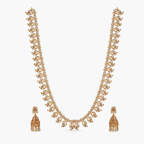 Zeel Long Necklace Set