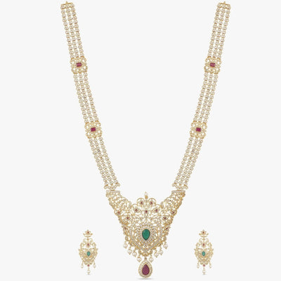 Isla Long Necklace Set