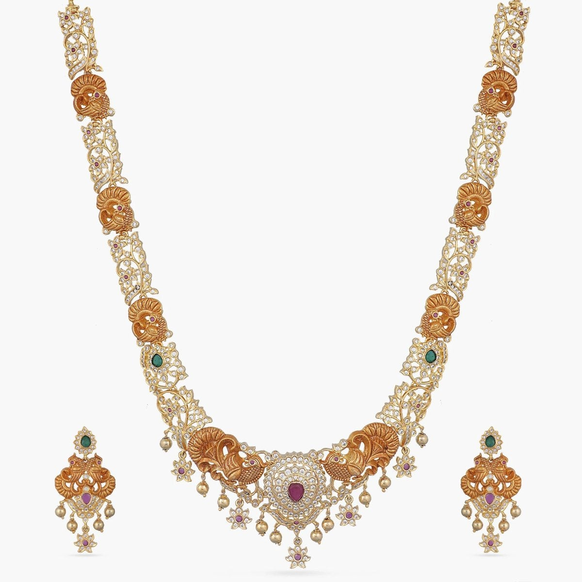 Ishi Antique Long Necklace Set
