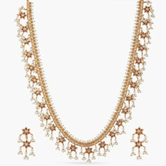 Aishi Long Necklace Set