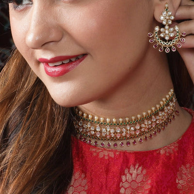 Suhani Necklace Set