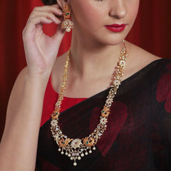 Suma Long Necklace Set