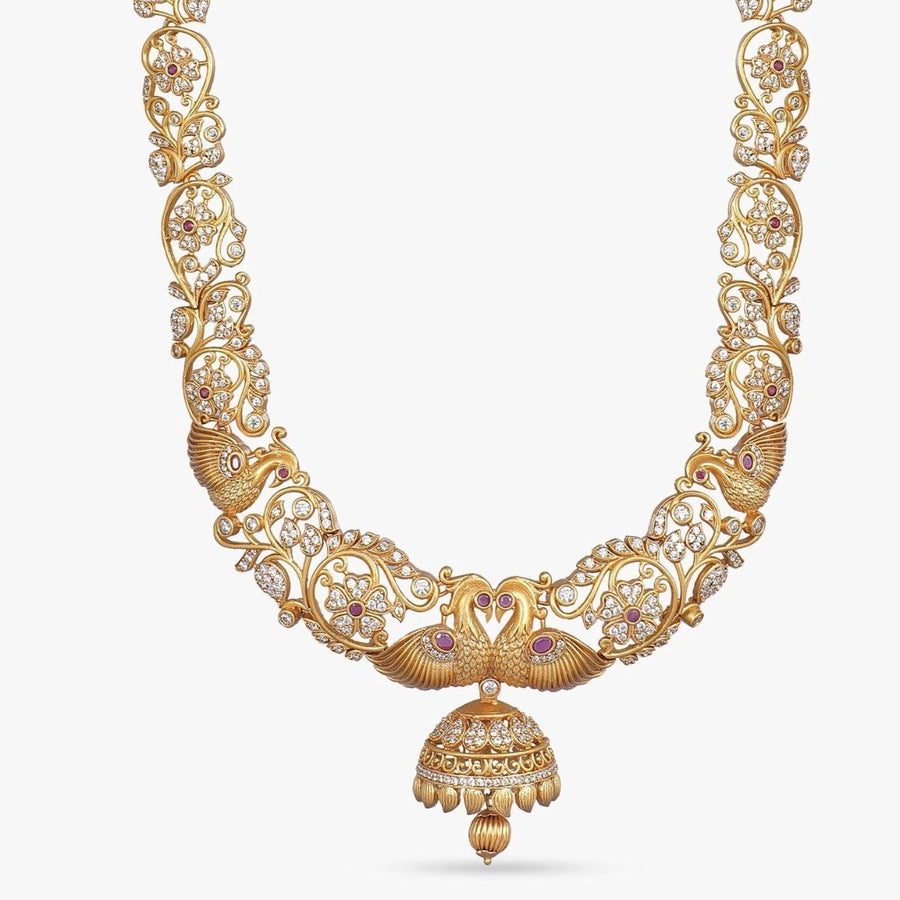 Malavika Long Necklace