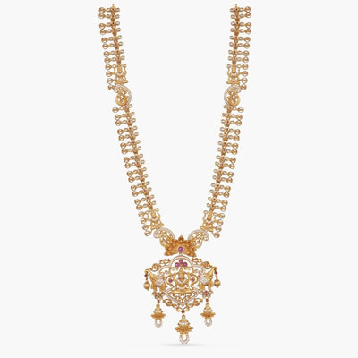 Bhumi Antique Long Necklace