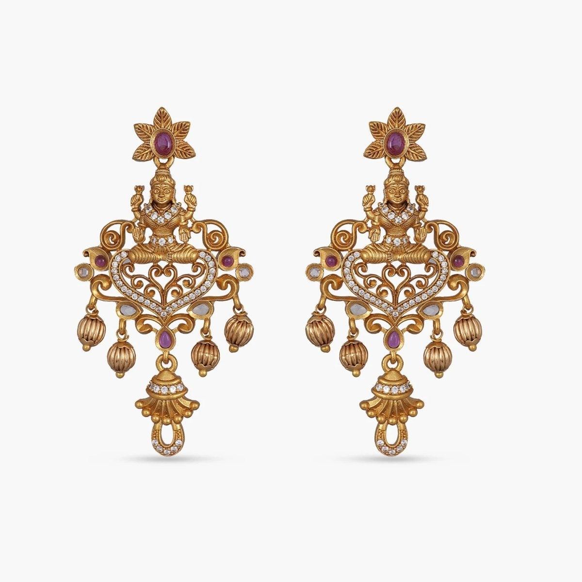 Bhumi Antique Earrings