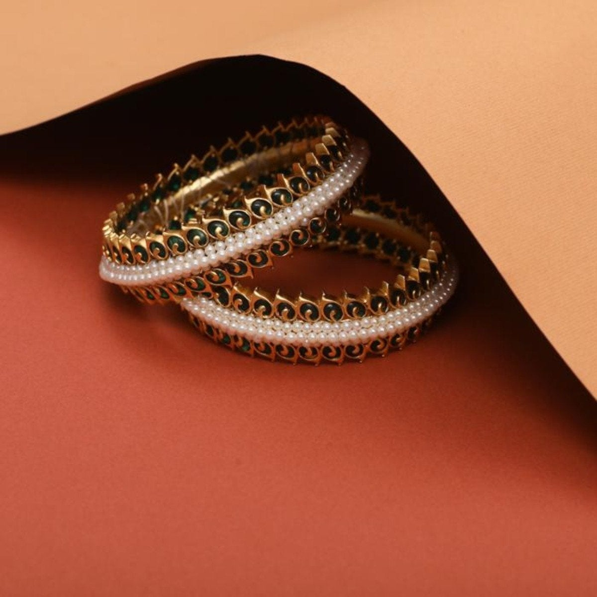 Aabha Antique Bangles