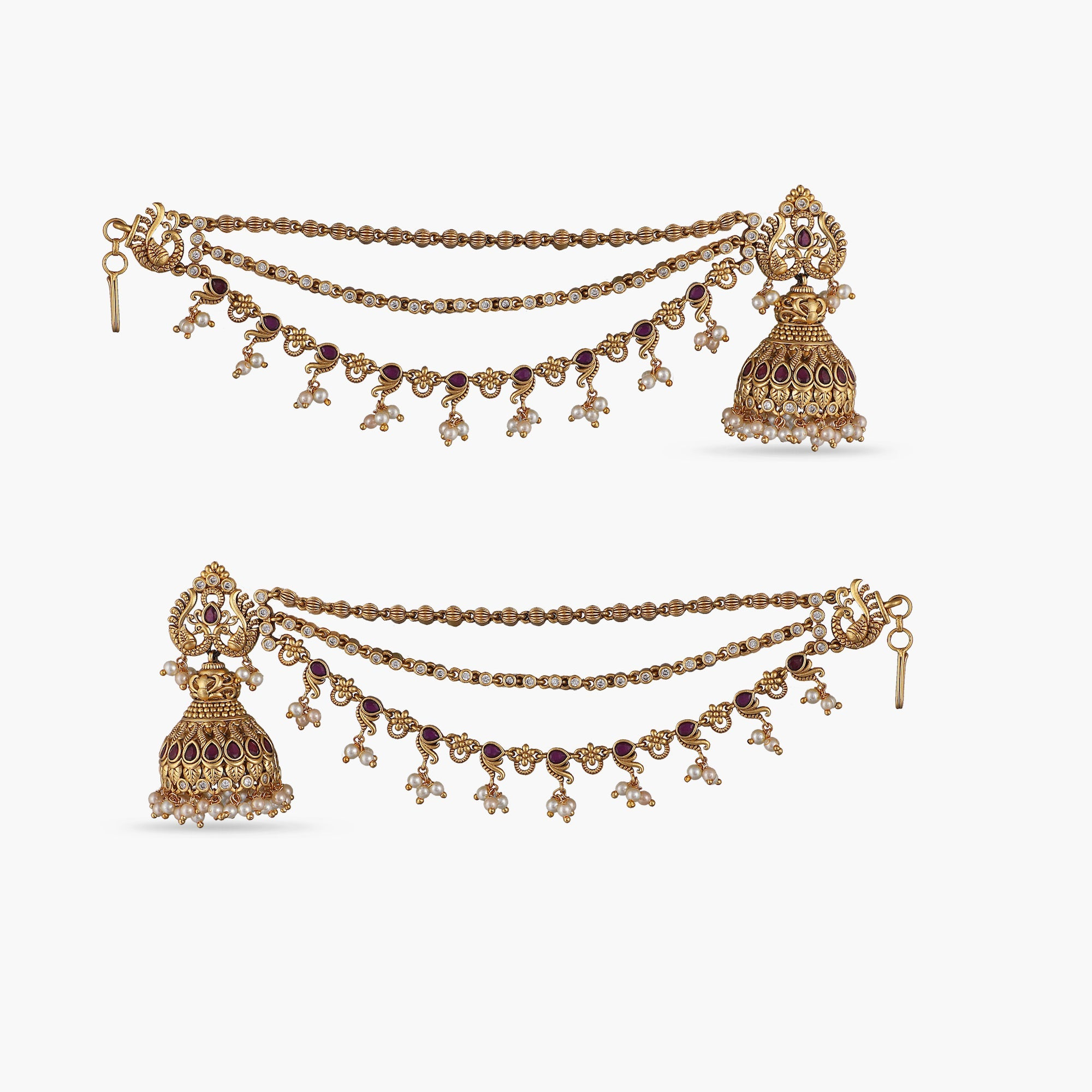 Vanhi Antique Earrings