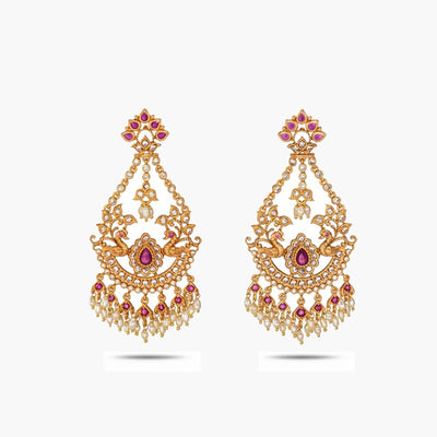 Avika Antique Earrings